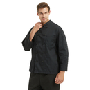 TopTie Unisex 10 Knot Button Chef Coat
