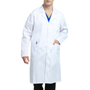 TopTie Wholesale White Scrubs Lab Coat For Men And Women
