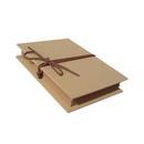 Aspire Hardcover Kraft Folding Scrapbooking Wedding Photo Album Hold 4