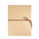 Aspire Hand Made Hardcover Kraft Folding Scrapbook Wedding Photo Album, DIY Anniversary Albums