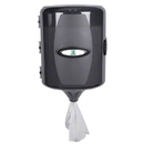 PALMER FIXTURE A1096T Advantage Center Pull Towel Dispenser - Black Translucent