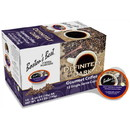 Boston's Best 101027 Coffee Roasters Definitely Dark Coffee Dark Roast, (12 Single Serve Cups per Box - 6 Boxes/cs)