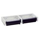 BOBRICK WASHROOM EQUIPMENT 2740 Bobrick Classic Series Toilet Tissue Dispenser For Two Rolls