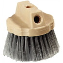 Carlisle FoodService 4535023 Window Brush Gray, Flagged Bristle, (12 per Case)