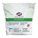Clorox Healthcare 30827 Hydrogen Peroxide Cleaner Disinfectant Wipe (185 per Pack) 2/CS