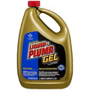 Liquid-Plumr 35286 Heavy Duty Clog Remover 80 Fl Oz Bottle, Pale Yellow, Viscous Liquid, (6 per Case)