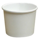 DOPACO - PACTIV D16RB Dopaco White Paper Food Container - 16 oz.