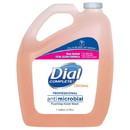Dial Professional 1937869 Complete 1 Gallon, Liquid, Distinct Scent, Refill, Antimicrobial Foaming Hand Wash (4 per Case)