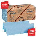 KIMBERLY-CLARK 05120 KC WYPALL L10 Windshield Wipers - Blue