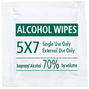 SANFACON INDUSTRIES  Sanfacon Alcohol Towelette