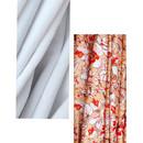 Muka Custom Printed Plush Velvet Fabric, Personalized Short-Plush Velvet, Customized by Yard
