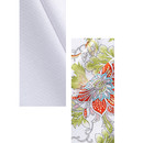 Muka Custom Printed Knitted Mesh Fabric, Personalized Mesh Fabric, Customized by Yard