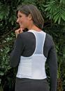 Cincher Female Back Support Medium White