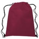 Drawstring Bag Maroon