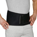 Blue Jay Back Support with Supporting Stays Universal Blk