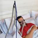 Hold My CPAP Hose Blue Jay CPAP Tubing Bedside Holder