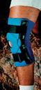 Neoprene Open Patella Hinged Knee Brace XX-lg 20