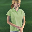 Willow Pointe 2801WP Ladies 100% Poly Performance Mesh Golf