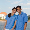 Inner Harbor 3000 Blended Camp Shirt