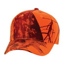 OUTDOOR CAP 350 Camo with Velcro Cap