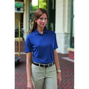 24/7 361TS Ladies 100% Polyester Wicking Polo