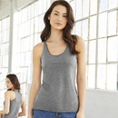 Bella+Canvas 8430 Women's Triblend Racerback Tank