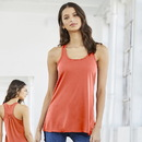 Bella+Canvas 8800 Women's Flowy Racerback Top