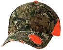 OUTDOOR CAP BSH600 Camo Frayed Cap