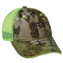 OUTDOOR CAP CGWM301 Washed Brushed Mesh Back Cap