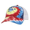 The Game Headwear GB470 Lido Tie Dye Trucker Cap