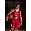 Holloway 224079 Dual-Side Single Ply Basketball Shorts