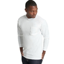 Next Level NL7451S Power Long Sleeve Pocket Crew