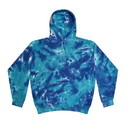 Colortone Tie Dye 8777 9oz 80/20 Hooded Tie Dye Sweat