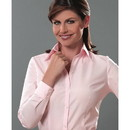 Van Heusen V0114 3.4oz Ladies Silky Poplin Dress Shirt
