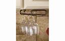 Rev-A-Shelf 3150-16ORB Stemware Under Cabinet Organizer Wall Accessories, 4-1/4