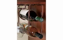Rev-A-Shelf 3250ORB Wine Bottle Under Cabinet Organizer Wall Accessories, 4-1/4