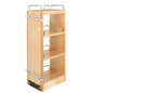Rev-A-Shelf 448-BBSCWC-8C 8 in. Organizer for Wall Cabinets w/ Soft Close