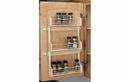 Rev-A-Shelf 4SR-21 Door Storage Spice Rack Wall Accessories, 16-1/2