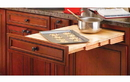 Rev-A-Shelf 4TT-2133-1 Complete System Wood Tambour Table to Replace Existing Drawers, 22