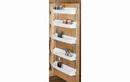 Rev-A-Shelf 6231-41-4101-100 White Plastic Shelf Clip for 6200 Series Shelves