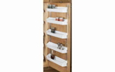 Rev-A-Shelf 6232-58-4528-52 Accessories Adjustable Rail System For Trays Sink & Base Accessories, 1/2