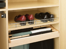 Rev-A-Shelf CSR-23SN-10 Shoe Organizer Rails for Closet