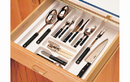 Rev-A-Shelf CT-4W-52 Cut-To-Size Insert Cutlery Organizer for Drawers, 21-7/8