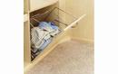 Rev-A-Shelf CTOHB-161319-CR-52 Hamper Door Mounted Tilt-Out Basket for Closet, 15-1/2