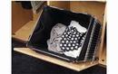 Rev-A-Shelf CTOHB-21-I-1 74 Quart Black Liner for Tilt Out Hampers