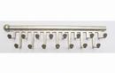 Rev-A-Shelf CTR-14-SN Tie Organizer Designer Series Pullout for Closet, 1-1/2