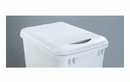 Rev-A-Shelf RV-35-LID-1 Accessories Lids for Polymer Waste Containers, 35 QT - White