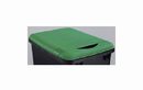 Rev-A-Shelf RV-50-LID-G-1 Accessories Lids for Polymer Waste Containers, 50 QT - Green