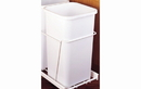 Rev-A-Shelf RV-1024W White 27QT Waste Container Only