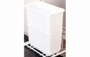 Rev-A-Shelf RV-20-6 White 20QT Waste Container Only